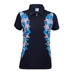 Daily Sports Inez Short Sleeve Golf Polo