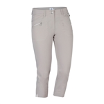 Daily Sports Miracle Highwater Cropped Golf Pant - Potato (Khaki)