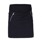 Daily Sports Madge Golf Skort - Black