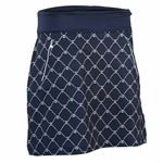 Daily Sports Yuki Golf Skort - Navy