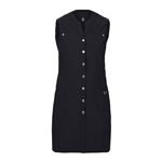 Daily Sports Black Golf Dress