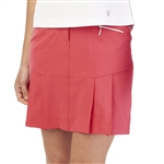 GG Blue Birdie Golf Skort - Ruby
