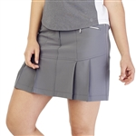 GG Blue Birdie Golf Skort Smoke