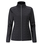PING Miri Quilted Thermal Jacket - Black