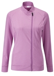 PING Maya Full Zip Active Jacket - Berry Marl