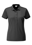 PING Faraday Short Sleeve Golf Polo - Black