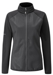 PING Chilton Fleece Golf Jacket - Black