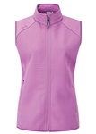 PING Locksley Fleece Golf Vest - Berry