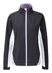PING Avery Waterproof Soft-Touch Jacket - Black