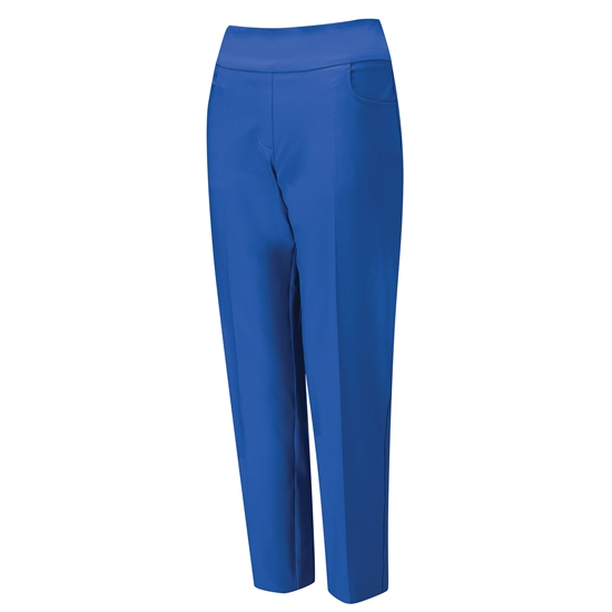 PING Adele Pull-on Cropped Pant - Cobalt