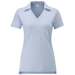 PING Beau Short Sleeve Golf Polo - Cobalt