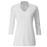 PING Cora 3/4 Sleeve Top - White