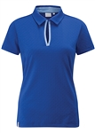 PING Shelby Short Sleeve Polo - Cobalt