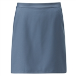 "PING Livia Lightweight 17.5"" Golf Skort - Citadel Grey"