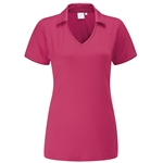 PING Jess Short Sleeve Polo - Red Bud