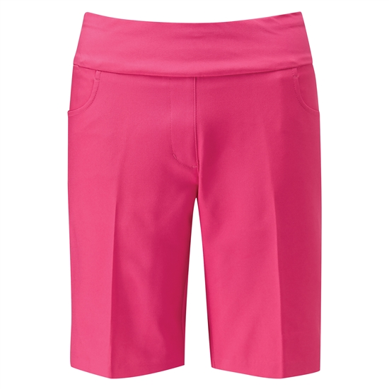 PING Adele Pull-on Short - Hot Pink