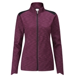 PING Rumi Fleece Jacket - Grape Multi