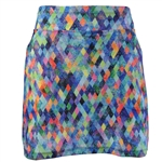 B-Skinz Harlequin Night Skort