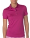 Chase54 Leisure Short Sleeve Polo - Ruby