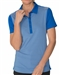 Chase54 Lounge Short Sleeve Polo - Cobalt