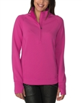 Chase54 Pursuit Mockneck Ruby Pullover