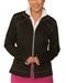 Chase54 Glamour Lined Wind Jacket - Black