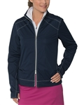 Chase54 Glamour Lined Wind Jacket - Navy