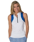 Chase54 Savannah Sleeveless Polo