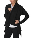 Chase54 Claros Fleece Wrap - Black