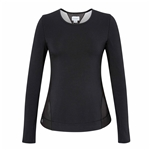 Chase54 Spry Long Sleeve Scoopneck T-Shirt