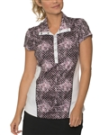 Chase54 Star Short Sleeve Golf Top