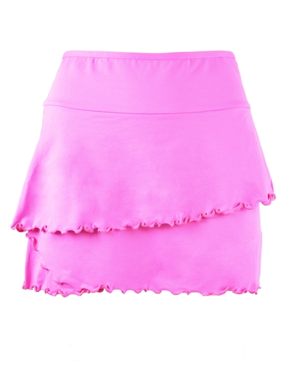 EllaBelle Match Tennis Skirt - Bubble Gum Pink