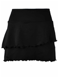 EllaBelle Match Tennis Skirt - Black