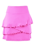 EllaBelle Bubble Gum Pink Flirt Golf Skirt