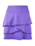 EllaBelle Perfect Purple Flirt Golf Skirt