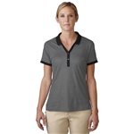 Adidas Golf Essentials Pique Polo Black