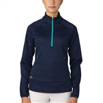 Adidas Sport Wind Fleece Jacket - Collegiate Navy/Nordic Green