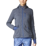 Adidas Climaproof Softshell Golf Jacket - Collegiate Navy