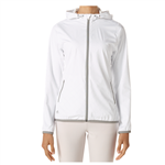 Adidas Climastorm Golf Jacket - White