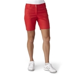 "Adidas Golf Diamond Print 7"" Short - Ray Red"