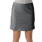 Adidas Essentials Puremotion Golf Skort - Solid Grey