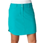 Adidas Essentials 3-Stripe Golf Skort Nordic Green