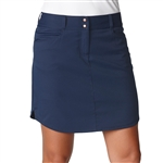 Adidas Essentials 3-Stripe Golf Skort Collegiate Navy
