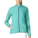 Adidas Essentials Full Zip Wind Jacket - Nordic Green