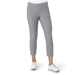 Adidas Ultimate 365 Adistar Heathered Ankle Pant - Trace Grey