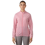 Adidas Essentials Full Zip Wind Jacket - Easy Pink Heather