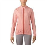Adidas Essentials Full Zip Wind Jacket - Easy Coral Heather