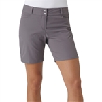 "Adidas Essentials Lightweight 7"" Trace Grey Golf Short"