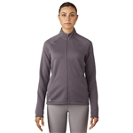 Adidas Essentials 3-Stripe Textured Jacket - Trace Grey