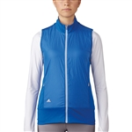 Adidas Technical Lightweight Wind Vest - Blue